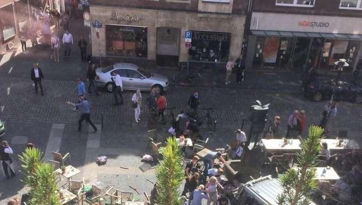 Грузовик-убийца: немецкий террорист покончил с собой