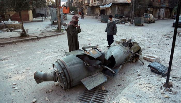 Глобалисты лихорадочно ищут предлог для нового удара по Сирии, заявили в МИД