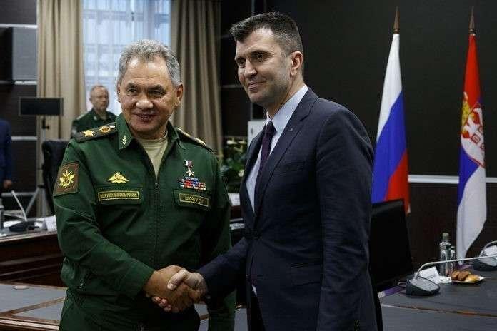 Сербия готовится войти в ОДБК. Оружие из Москвы