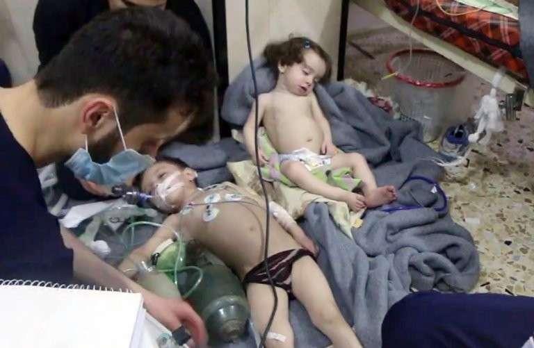 Сирия. Момент истины настал, провокация с химоружием запущена в СМИ