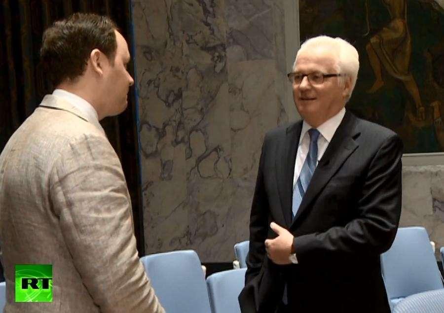 Виталий Чуркин рассказал о том, что происходит за кулисами Совбеза ООН