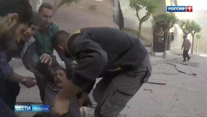 Пиндосы готовы на всё, чтобы остаться в Сирии и не дать угаснуть войне
