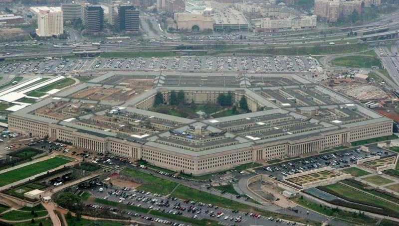 Пентагон отрицает участие к ракетном ударе по сирийской авиабазе