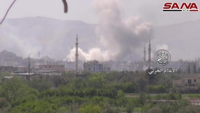Сирия: авиабаза в Хомсе атакована ракетами. Подтверждено официально