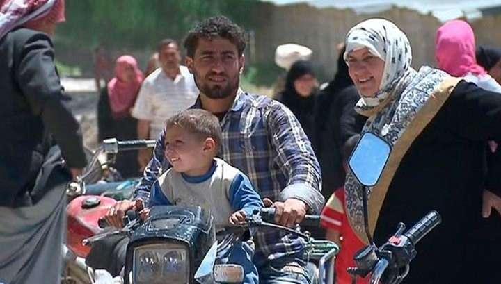В сирийском городе Дума ни одного химического отравления. Военные опросили врачей