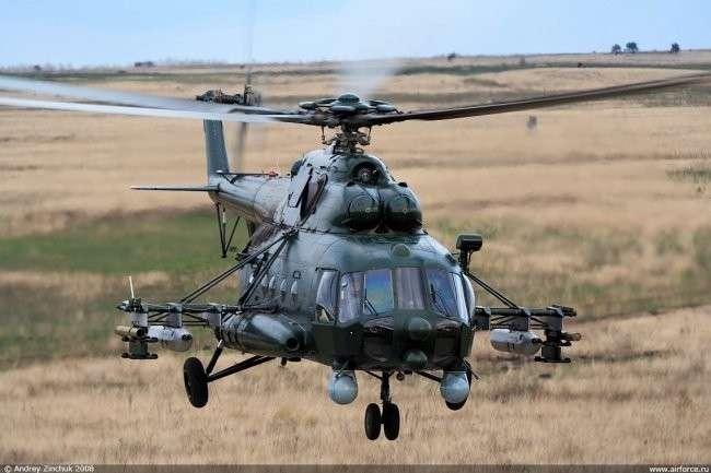 Российский вертолёт Ми-8 – мировая легенда: самый массовый и надёжный вертолёт