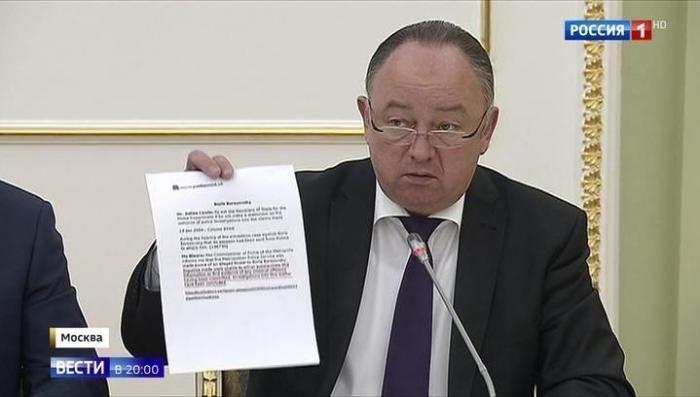 Как в Англии убивают: сенсационные данные Генеральной прокуратуры России