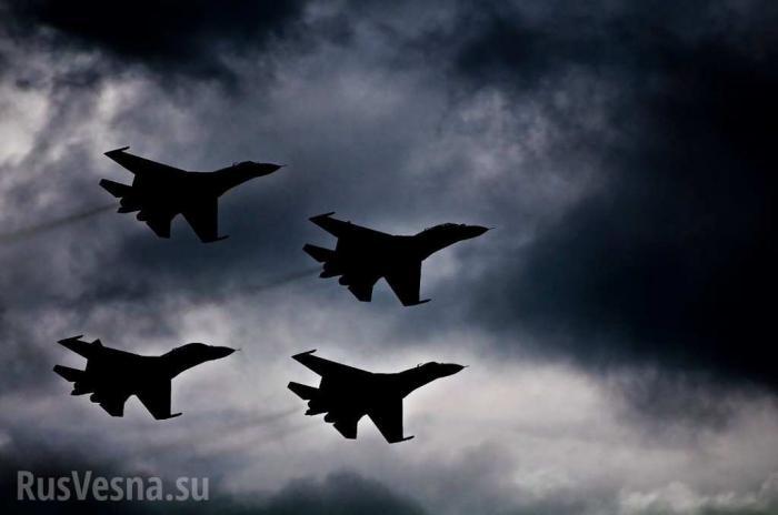 Бомбардировщики ВКСРоссииначали запугивать ВМССШАуберегов Сирии