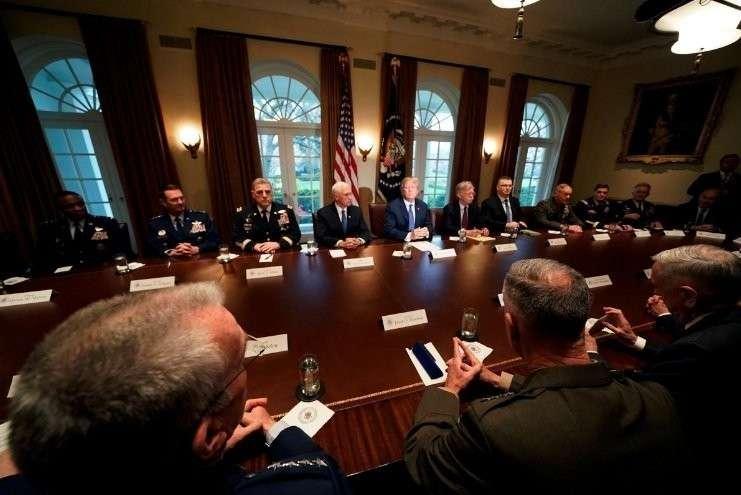 Сколачивание группировки США для войны в Сирии: оперативная информация