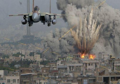 Англия и Франция готовы присоединится к террористическому удару США по Сирии