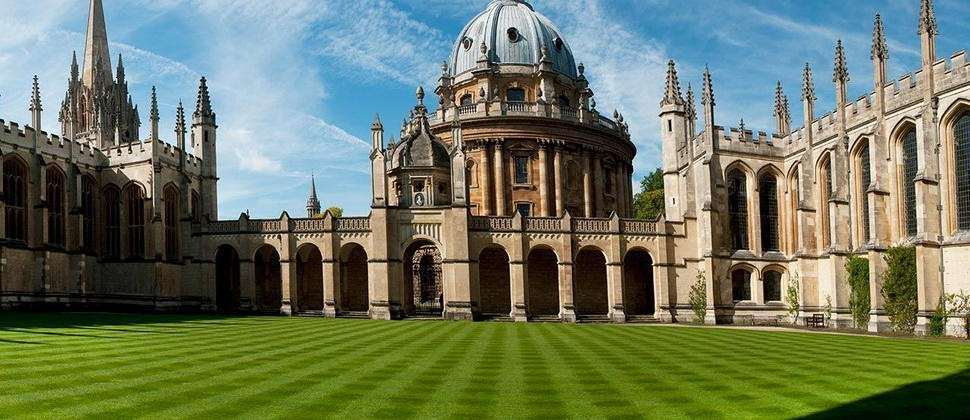 Обучение в Оксфорде – как и везде! Не придуманная история
