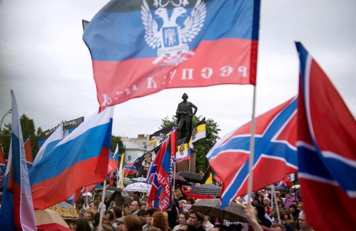 Давно распущенная Верховная Рада приняла закон об особом статусе Донбасса