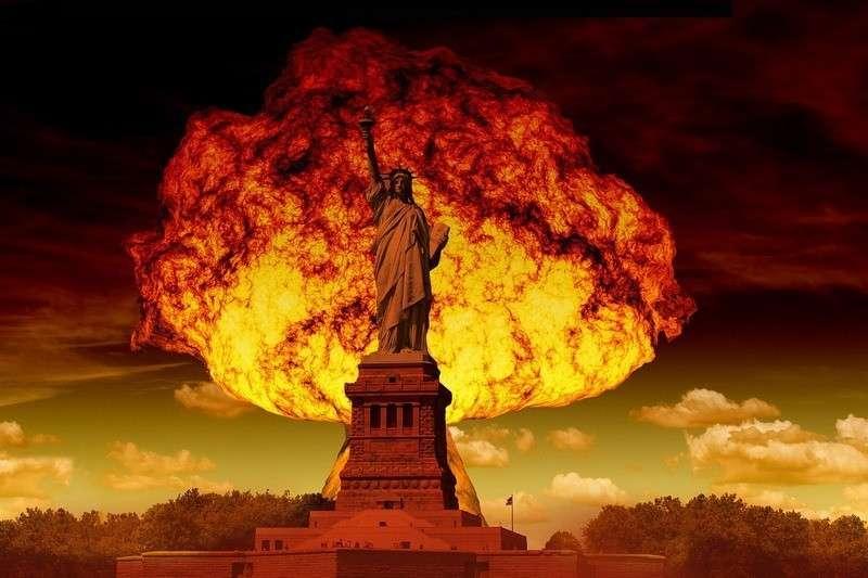 Америка, не промахнись! Готова ли ты воевать за однополярный мир на своей территории?