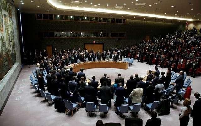 Дикий Запад обсуждает военный удар по Сирии