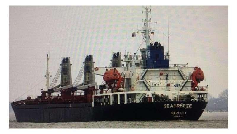 Украинские хазары захватили российское судно, находящееся в Одесской области