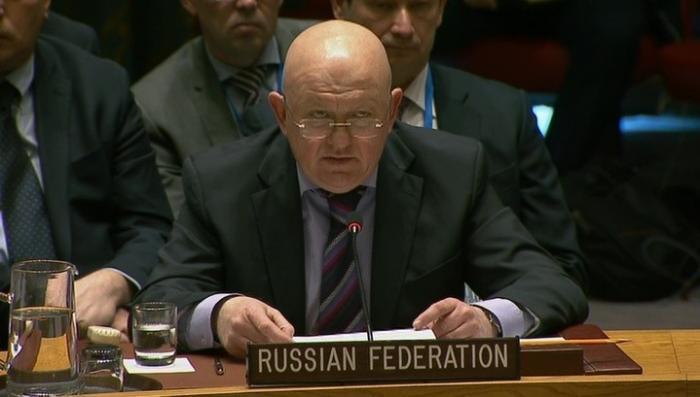 Небензя о резолюции США по Сирии: «Зачем вам механизм, когда вы уже назначили виновных?»