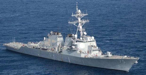 Пиндосы уготовили своему эсминцу «Дональд Кук» судьбу крейсера «Мэн»?