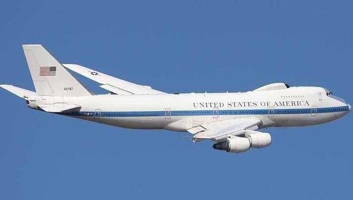 США подняли в небо