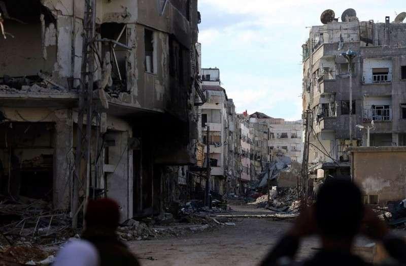 Главные риски сейчас на Украине, а не в Сирии