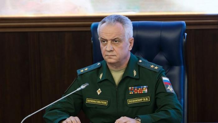 Генеральный штаб России назвал организаторов «химической атаки» в Сирии