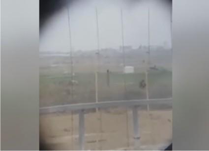 Еврейские снайперы хладнокровно убивают, солдафоны смеются, а арабы гибнут