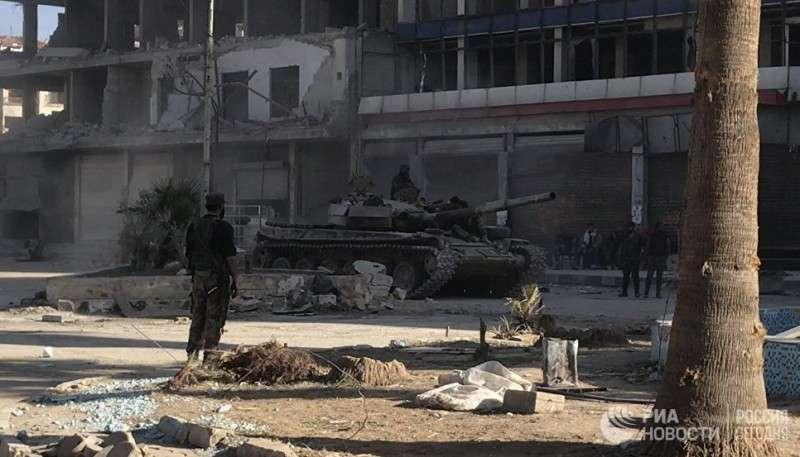 Сирия: обстрелян автобус с русскими журналистами разоблачавшими химатаки