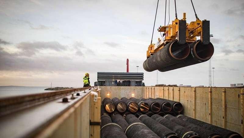 Финляндия выдала второе разрешение на строительство «Северного потока – 2»