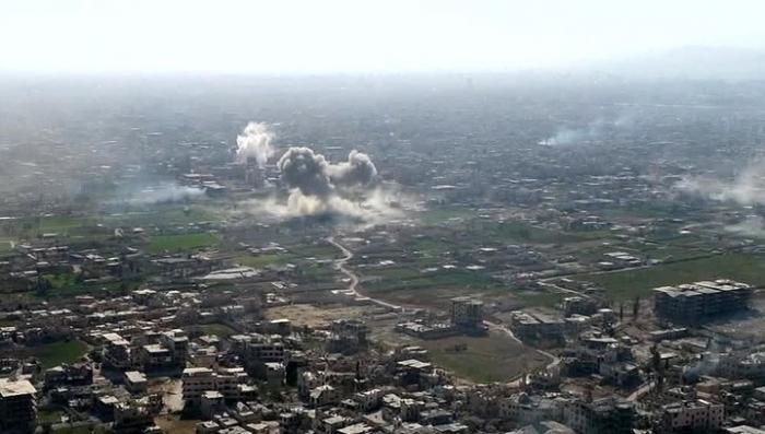 Германия не будет наносить удары по Сирии