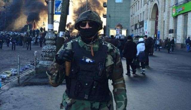О том, как ЦАХАЛ на Майдане пахал. Израильские бойцы на Украине