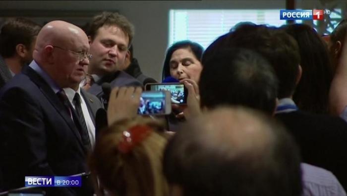 Василий Небензя сделал ряд важных заявлений по итогам заседания СБ ООН