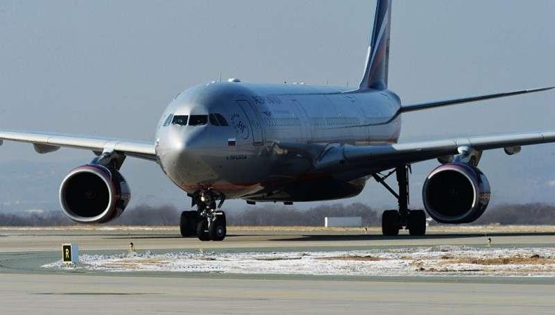 Британия извинилась за досмотр самолета «Аэрофлота»