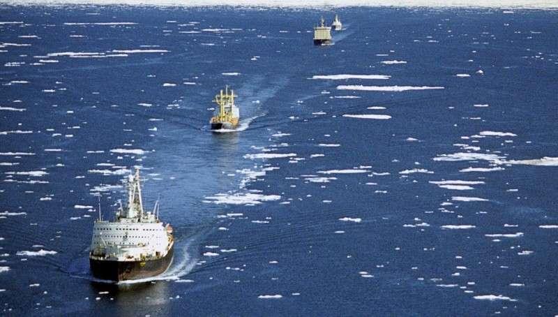 Береговая охрана США хочет отнять у России Севморпуть. Пока лишь в своих розовых мечтах