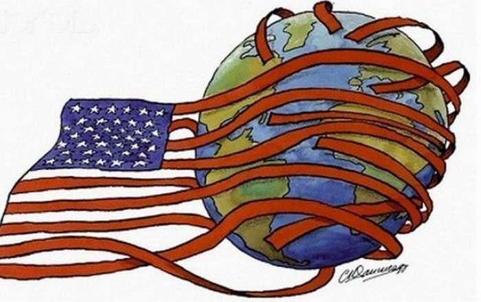 Россия освобождается от продукции и брендов Pax Americana