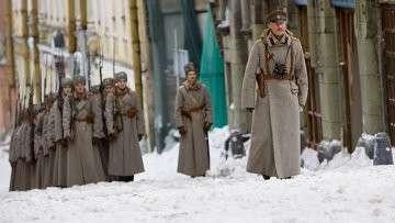 Кадр из сериала Белая гвардия