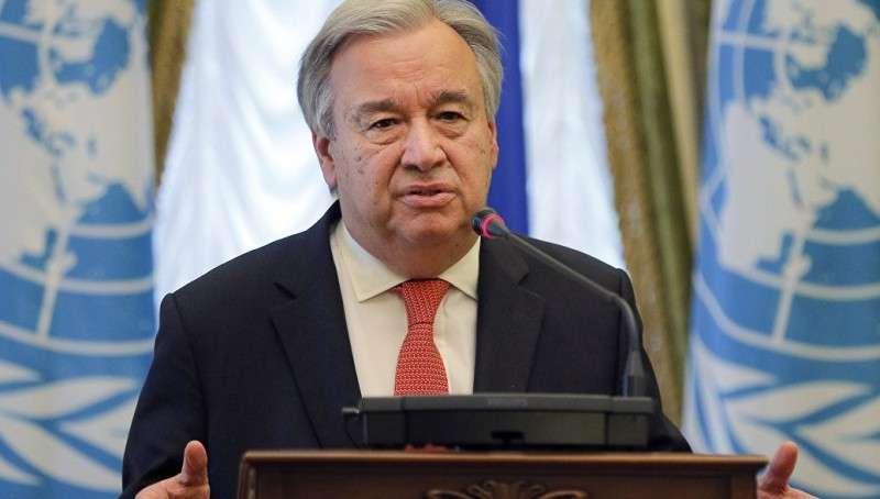 Генсек ООН призвал избежать войны России и США в Сирии