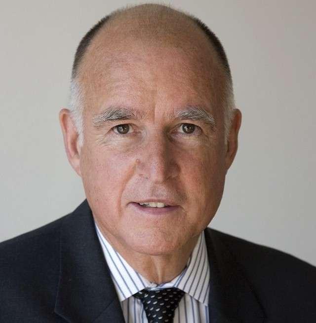 Джерри Браун