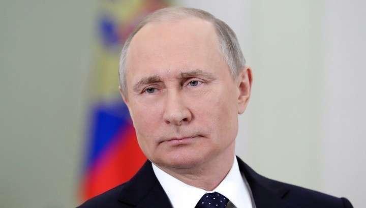 Владимир Путин назвал удар по Сирии актом агрессии