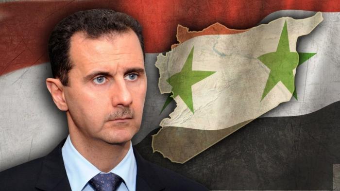 Башар Асад спокойно и уверенно пришёл на работу после ударов по Сирии