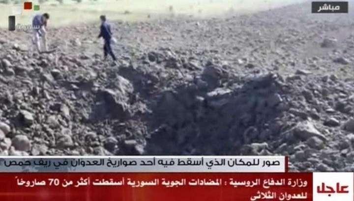 Пондосы били по сирийским войскам, а целью назвали «Исламское государство»