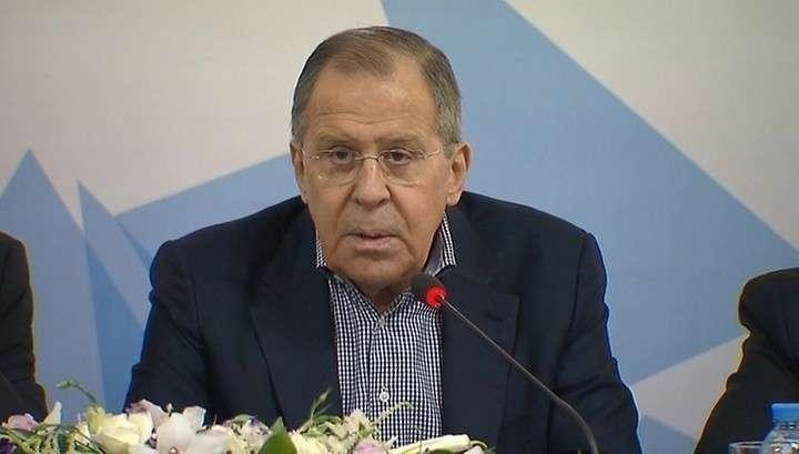 Сергей Лавров: удар по Сирии обосновали смехотворным роликом и секретами