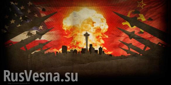 Может ли война России в Сирии привести к Планетарной Войне? | Русская весна