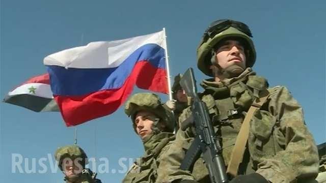 В сирийской войне пришло время полагаться на Россию, а не на США, СМИ Британии