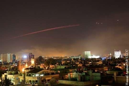 Ракетный удар по Сирии. Общественное мнение: что это было на самом деле?