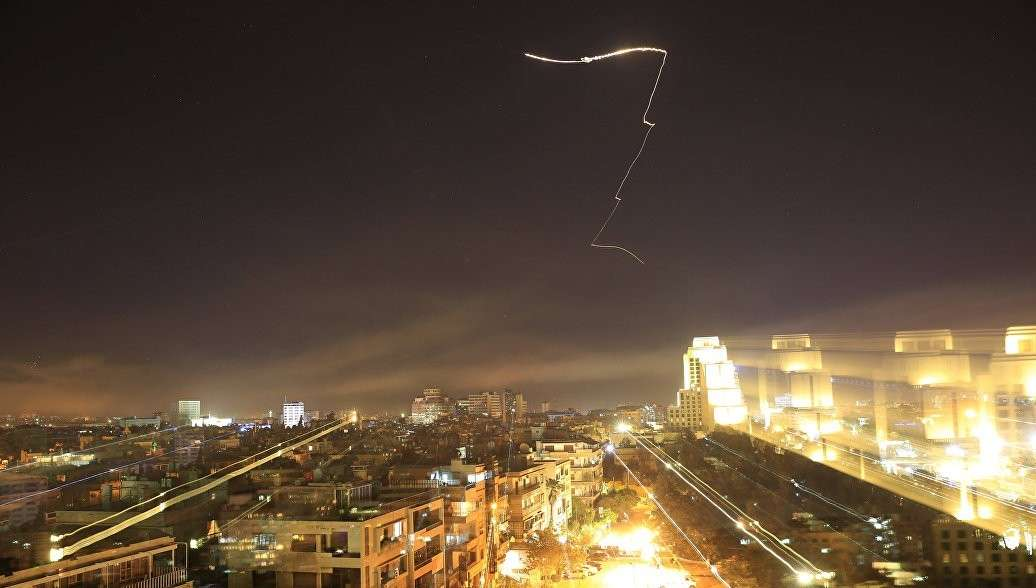 Западные СМИ: в ракетном ударе по Сирии выиграла Россия без единого выстрела