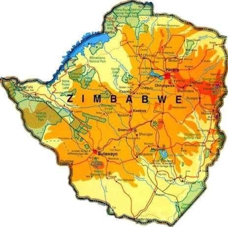 Подписано соглашение о допуске компаний России к недрам Зимбабве