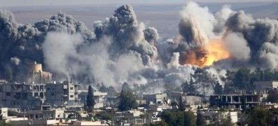Швейцария поставила на место США, Англию и Францию, назвав удар по Сирии преступлением