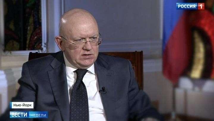 Василий Небензя о стиле общения западных партнёров: «Сэр, вы – дурак. Парируйте»