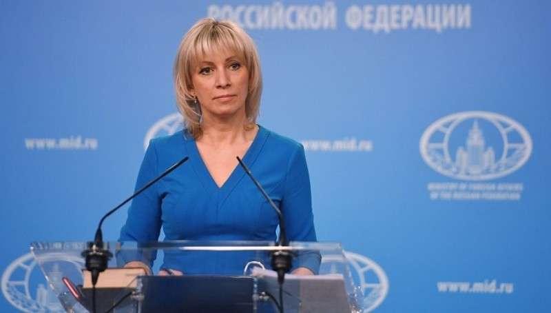 Мария Захарова указала на явную связь между «делом Скрипалей» и ситуацией в Сирии
