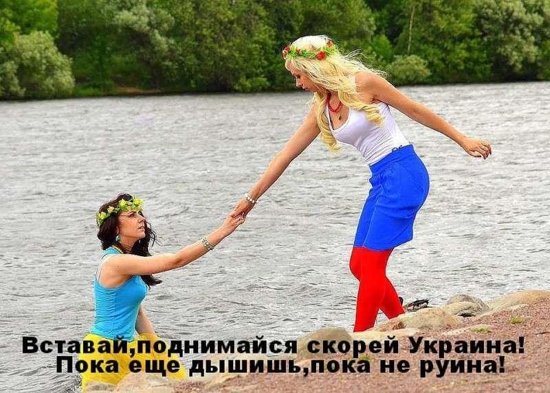 Не «Новичок»: обращение к украинским «небратьям»