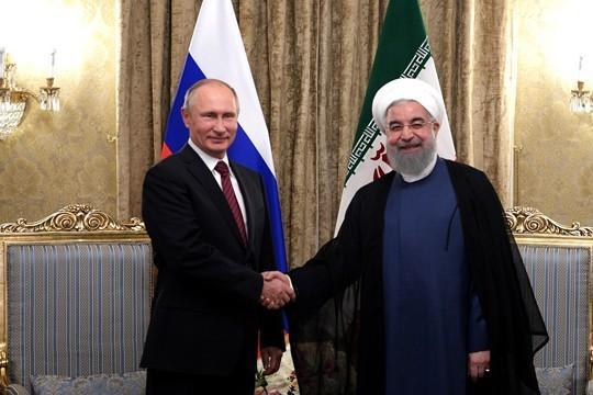 Владимир Путин сказал Роухани, что будет в случае нового удара США по Сирии